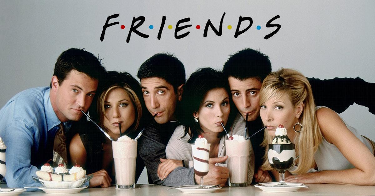 Friends Complete Series Online | Seasons 1-10 | TVNZ OnDemand